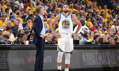 Steve Kerr expects the best season from Stephen Curry