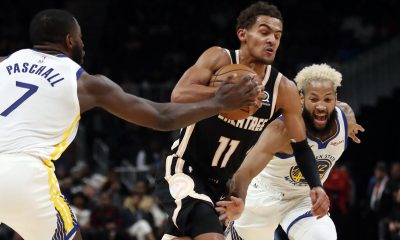 Trae Young vs Warriors