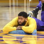 REPORT: Davis Out at least 2-3 weeks!