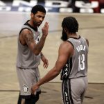 Kyrie says Harden is Nets' point guard!