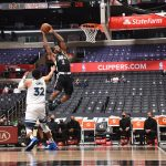 George leads Clippers as they rout Timberwolves 124-105